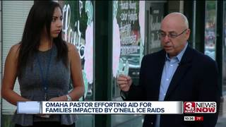 Omaha pastor helping immigrant families in...