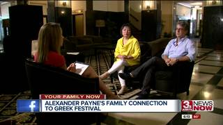 Alexander Payne's connection to Omaha Greek Fest
