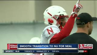 UCF transfer Neal ready to help Husker secondary