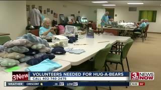 Volunteers needed for Hug-A-Bears
