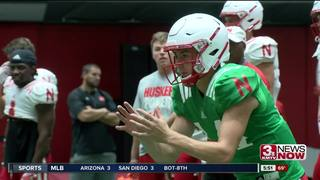 Scott Frost on giving scholarships to walk-ons
