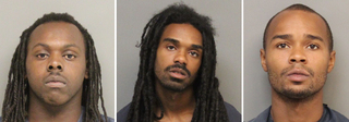 Three arrested in Lincoln home-invasion homicide