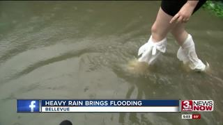 Mobile-home tenants say area prone to flooding