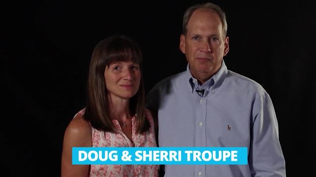 Distracted Driving Affected Me: Doug and Sherri Troupe's story