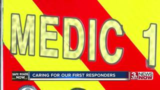 How first-responders deal with trauma