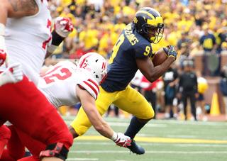 FINAL: Nebraska gets blasted by Michigan