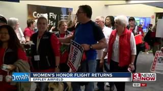 Women's Honor Flight returns to Omaha