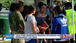 Former Yale Park residents look for new housing