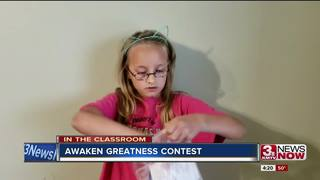ITC: 4th grader wins Awaken Greatness Contest