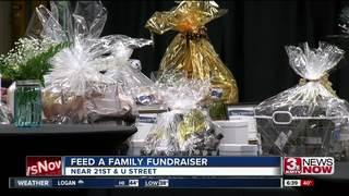 Feed a Family fundraiser held Thursday night