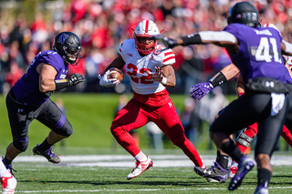 Nebraska loses in overtime to Northwestern