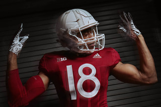 Nebraska football gets new alternate uniforms