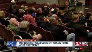 Bacon, Eastman race expected to be expensive