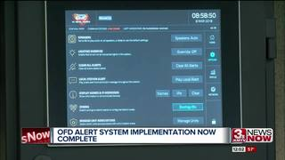 OFD alert system implementation complete