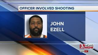Man accused of shooting officer booked