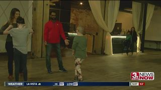 Recovering kids help raise money for patients
