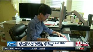 UNMC low vision center offers healing and hope