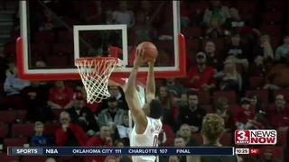 VIDEO: Nebraska men's basketball vs. Wayne State