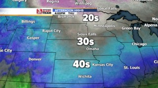 Coldest Air of the Season Arrives this Week