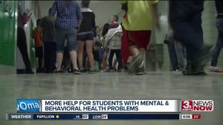 Nebraska schools adding more mental health help