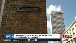 Lawsuit delays proposed juvenile justice center
