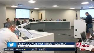 Bellevue City Council votes against pay raise