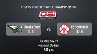 Skutt wins Class B football state championship