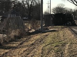 One dead in crash near Elkhorn River