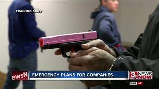 Emergency response plans at companies