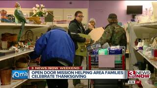 The Open Door Mission to donate 240,000+ meals