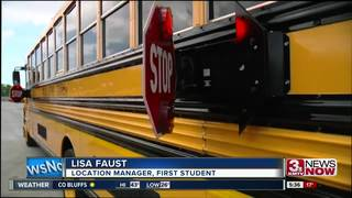 Bus drivers share dangers of stop arm violations